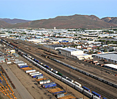 Nevada Railroads and Distribution