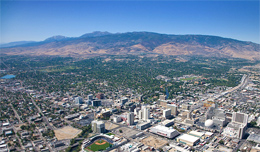 Reno Nevada - The Biggest Little City